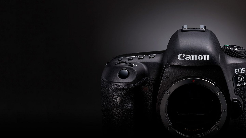 Canon EOS 5D Mark IV - Canon